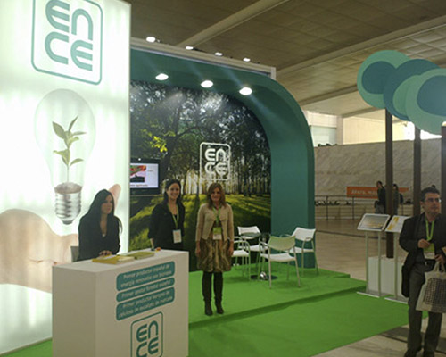 Diseño stand Madrid